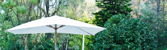 parasol banner